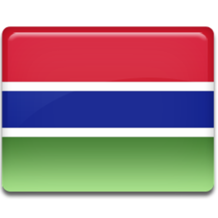 Gambia Football Federation mascot