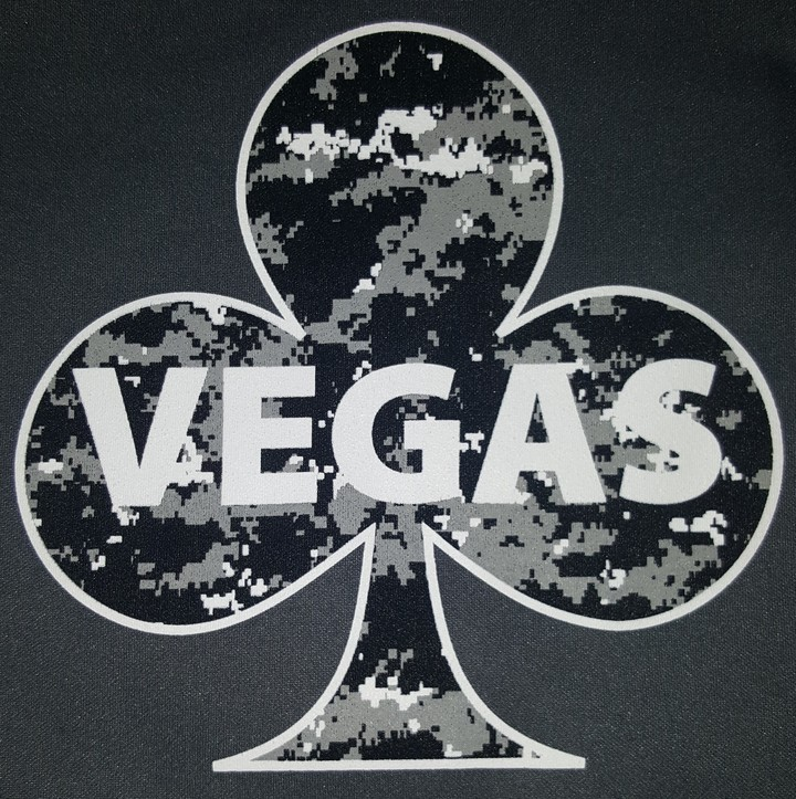 Team Vegas mascot