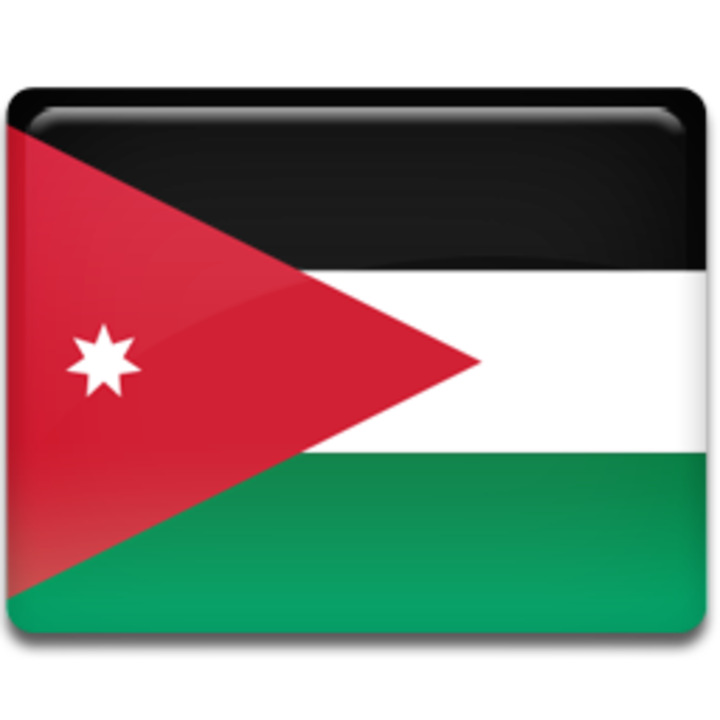 Jordan National Football Team mascot