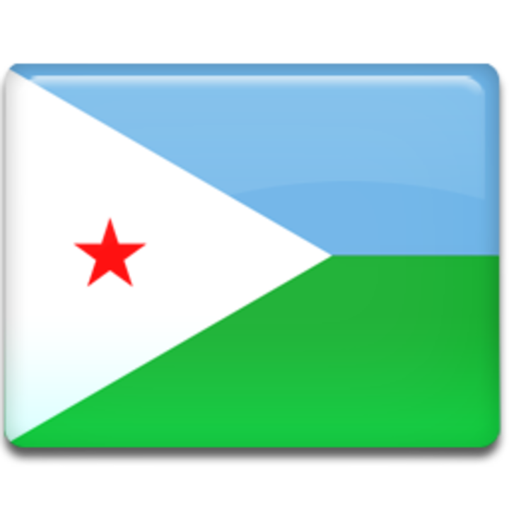 Fédération Djiboutienne de Football mascot
