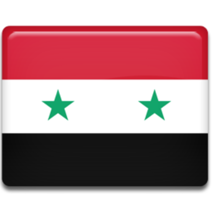 Syrian National Football Team mascot