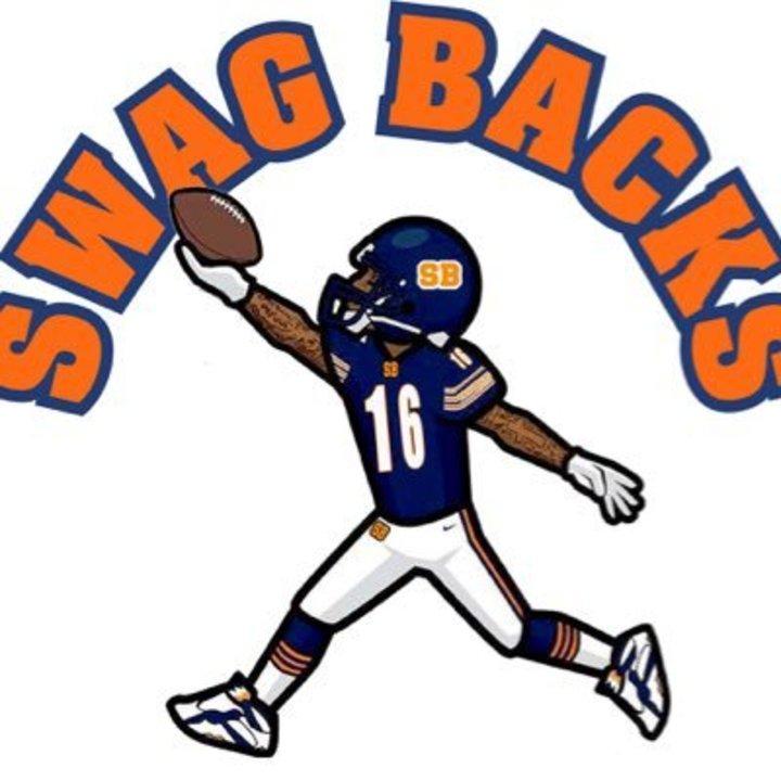 Swag 7v7 mascot