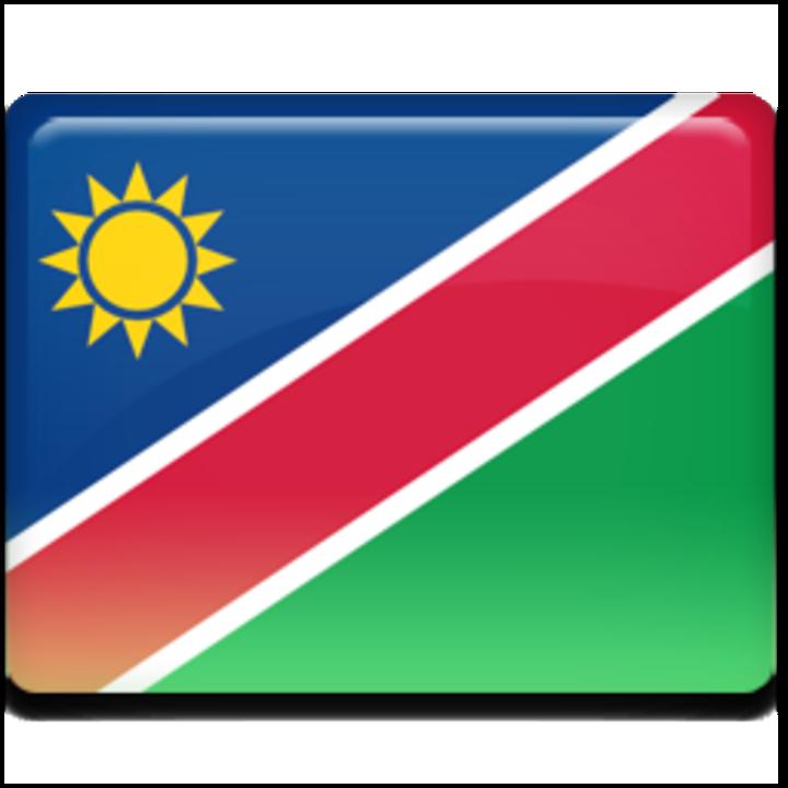 Namibia - Netball University Team mascot