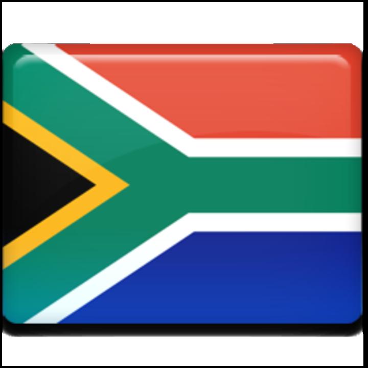 South Africa - Netball University Team mascot
