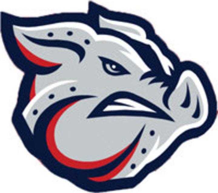 Rep. Winfield mascot
