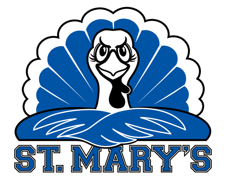 St Mary's Episcopal School mascot