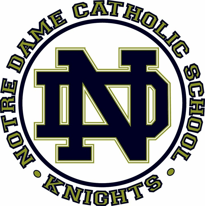 Notre Dame Catholic High School mascot
