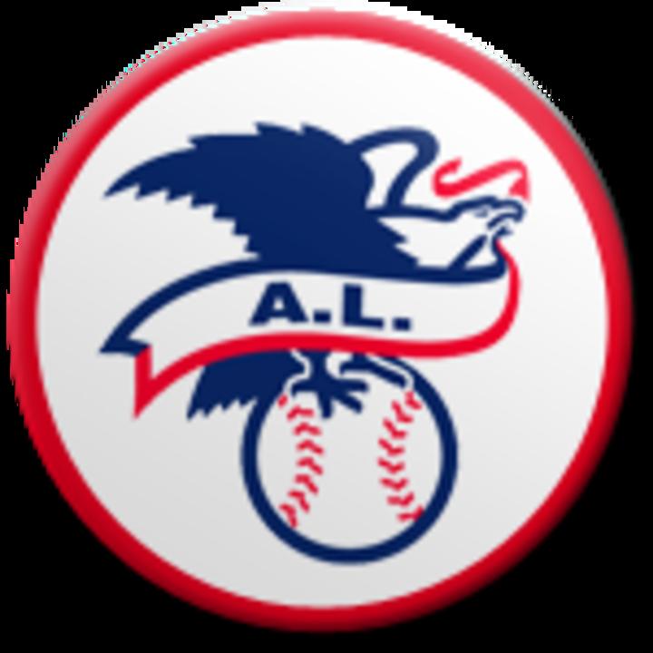 American League mascot