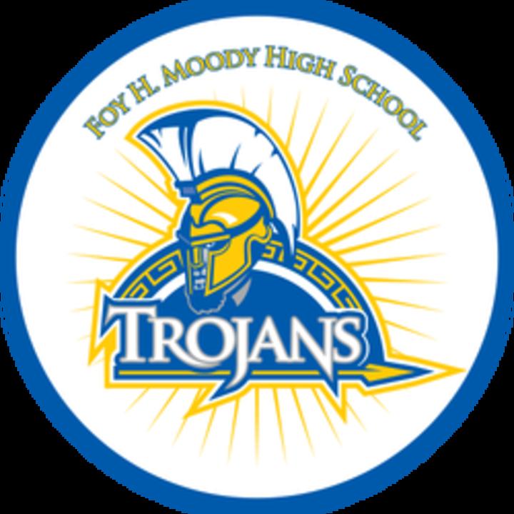 C.C. Moody High School mascot