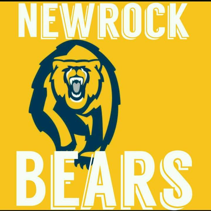 New Rock Bears mascot