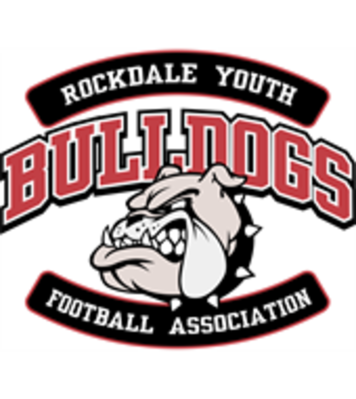 Rockdale Bulldawgs mascot