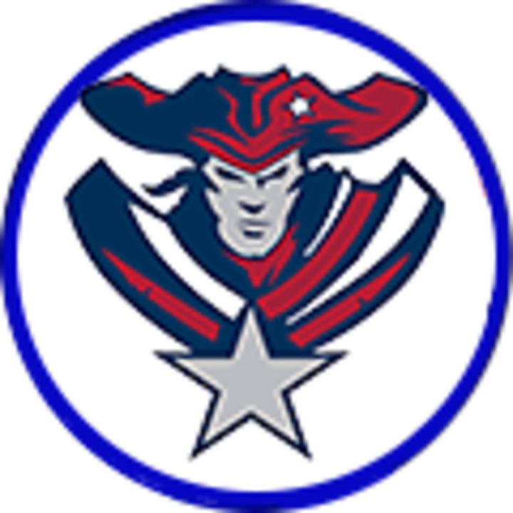 West End Patriots mascot