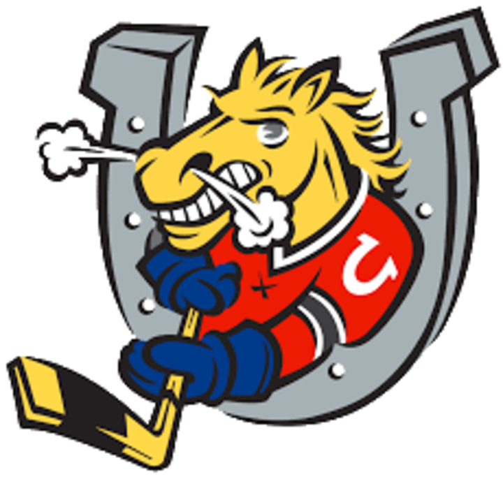 Barrie Colts mascot