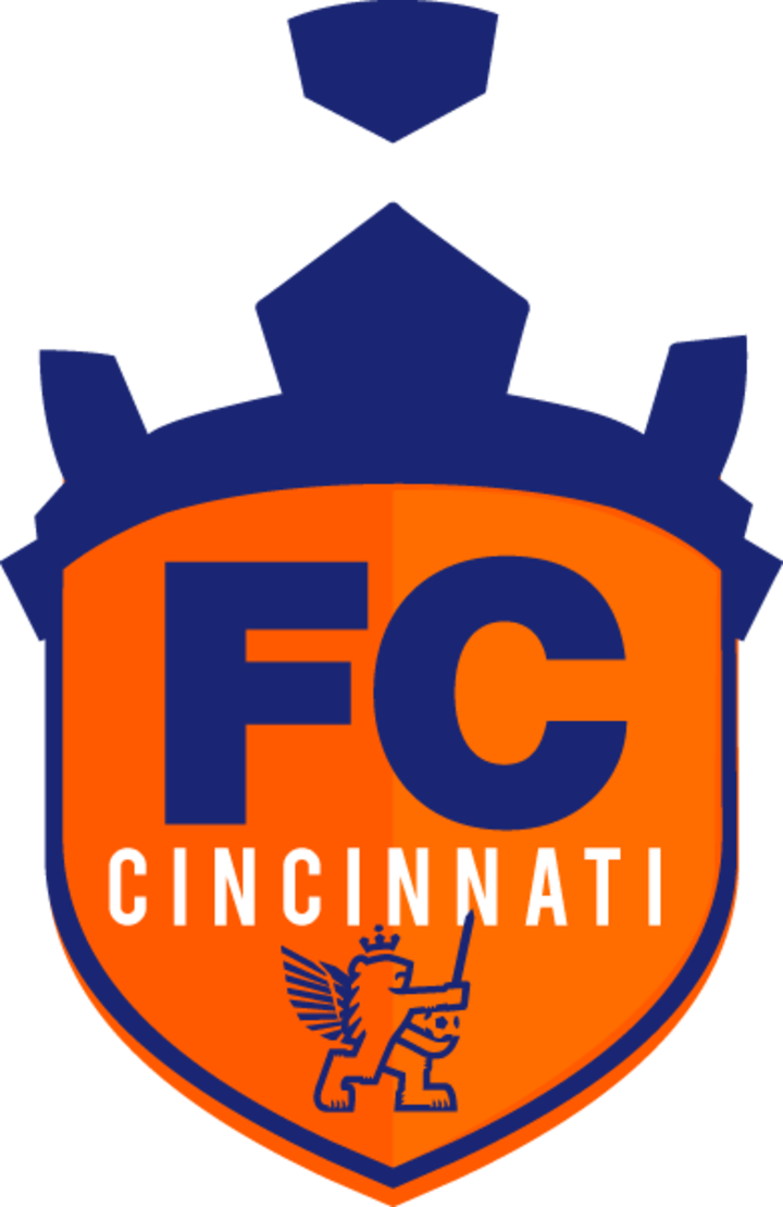 FC Cincinnati mascot