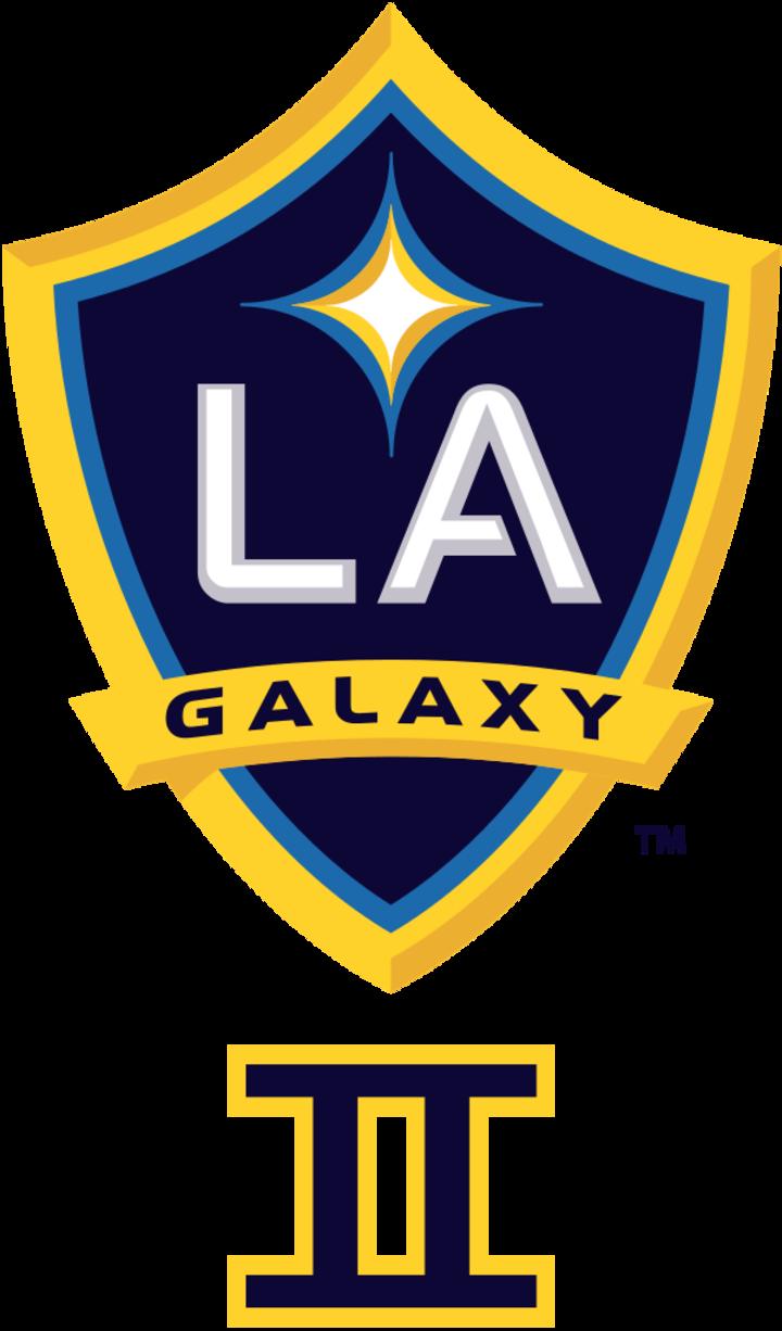 LA Galaxy II mascot