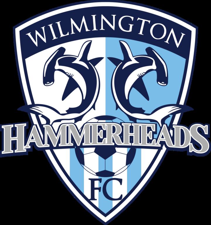 Wilmington Hammerheads FC mascot