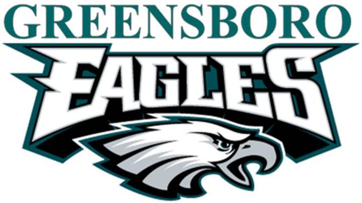 Greensboro Eagles CCYFLNC mascot