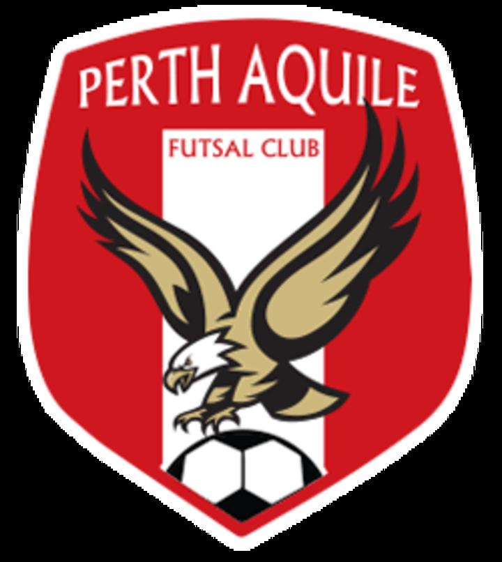 Perth Aquile mascot