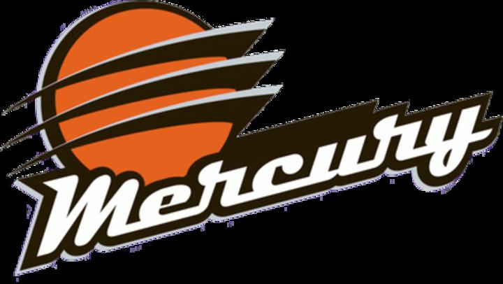 Mercury mascot