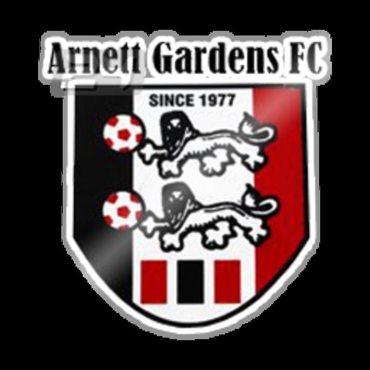 Arnett Gardens F.C. mascot