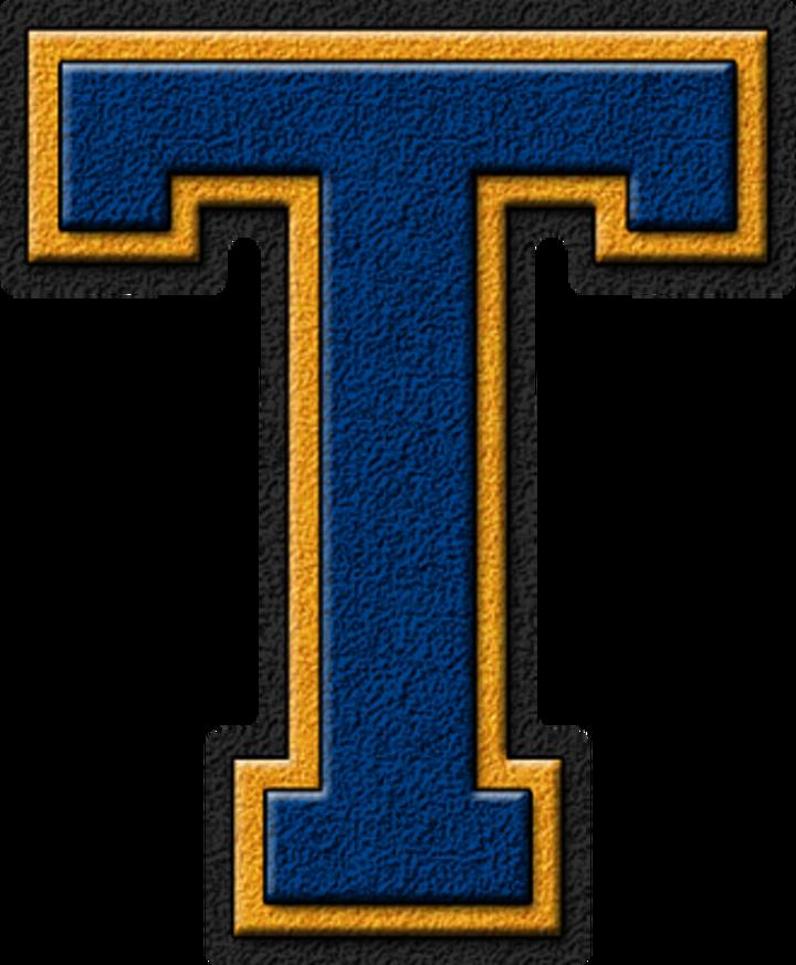 Thackerville High School mascot