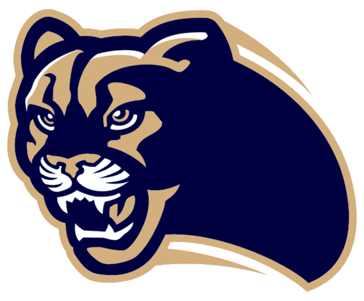 Jr. Cougars mascot