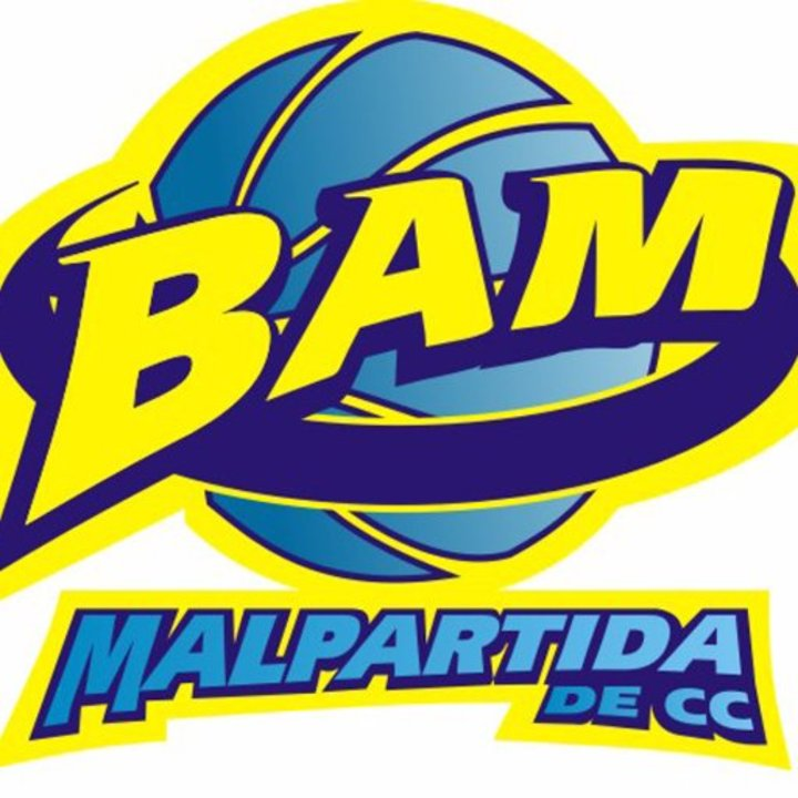 BAM MALPARTIDA mascot