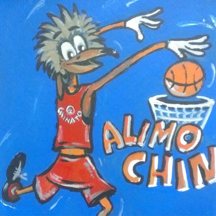 C.B. CHINATO mascot