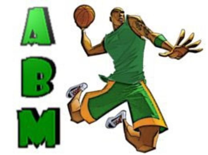 A.B. MONTIJO mascot