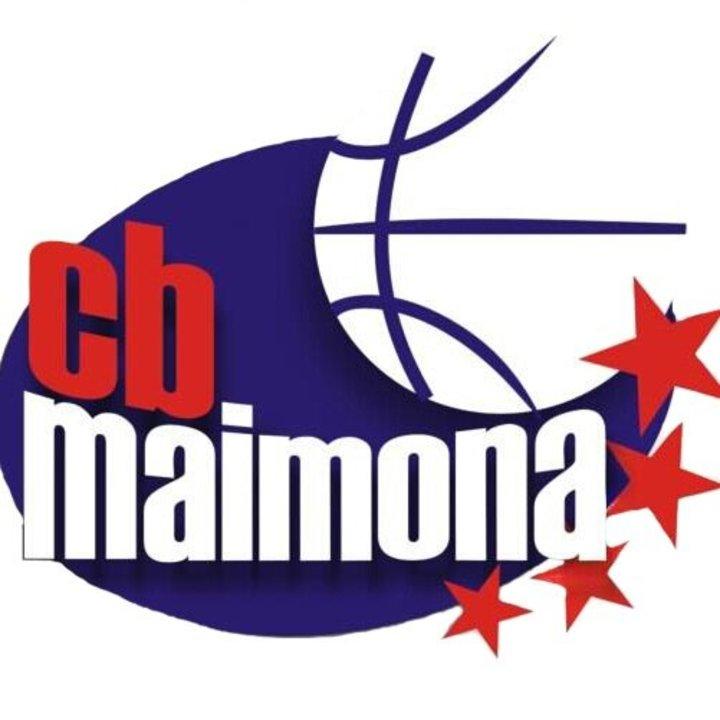 C.B. MAIMONA mascot