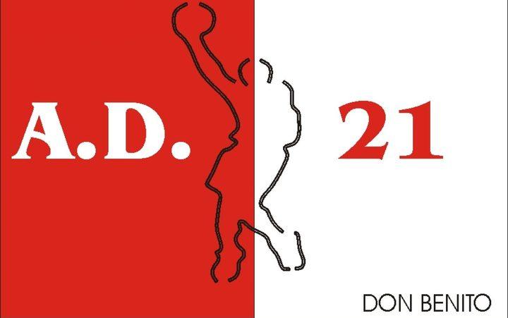 AD21 DON BENITO mascot