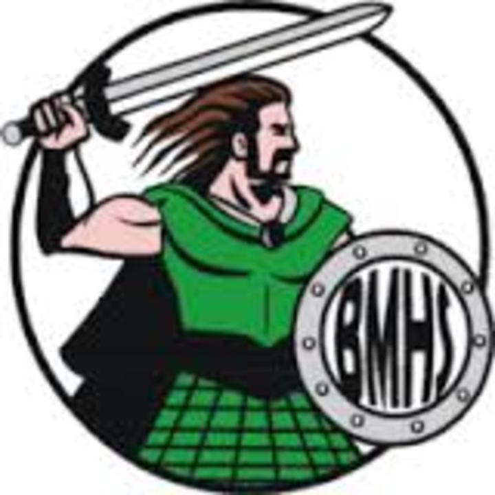 Bernice MacNaughton High School mascot