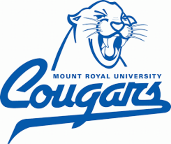 Mount Royal University mascot