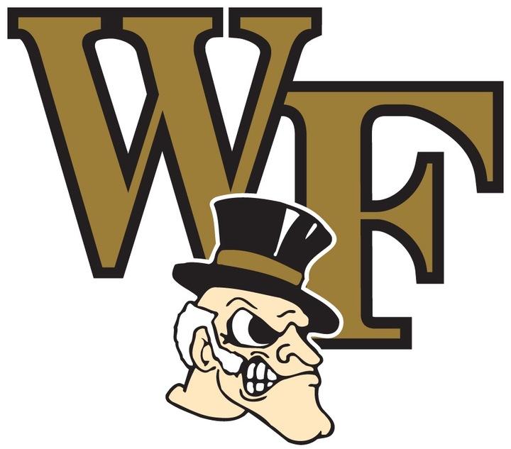 Wake Forest University mascot