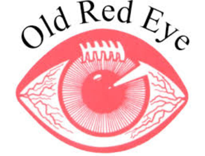 Brevard Old Red Eye mascot
