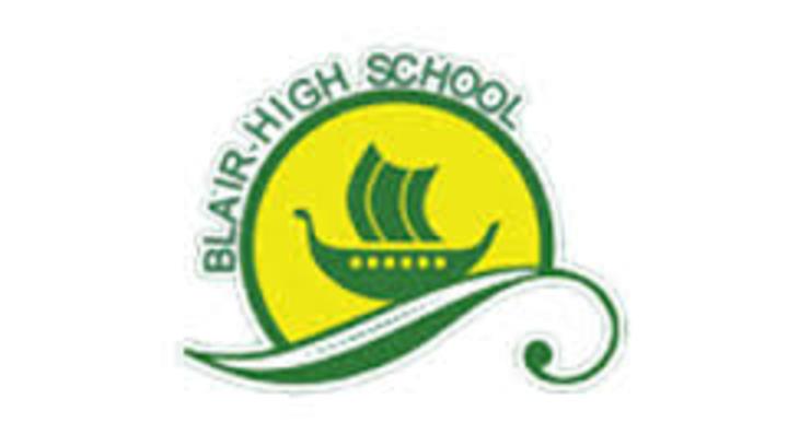 Blair High School mascot