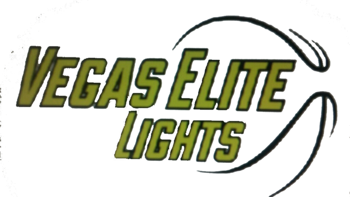 Vegas Elite Lights mascot