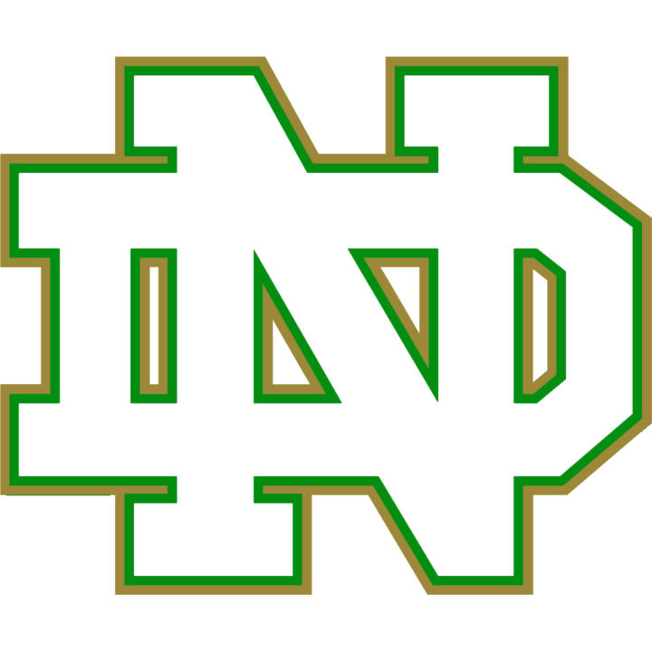 The Notre Dame Fighting Irish Defeat The Christian Academy Of