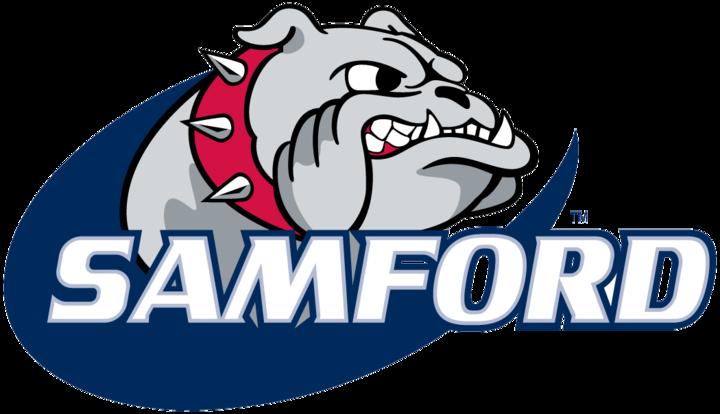 Samford University mascot