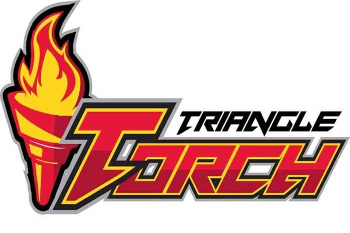 Triangle Torch mascot
