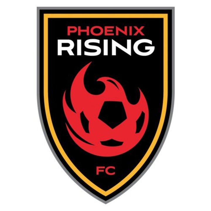 Phoenix Rising FC mascot