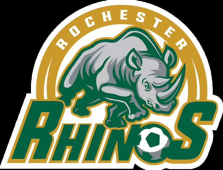 Rochester Rhinos mascot