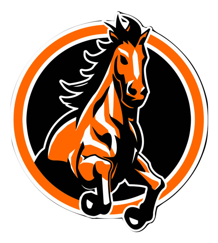 Pin by Selby Lucero on Sports Logos Fantasy logo, Horse