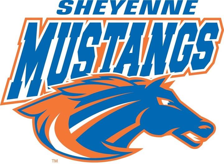 Sheyenne High School mascot