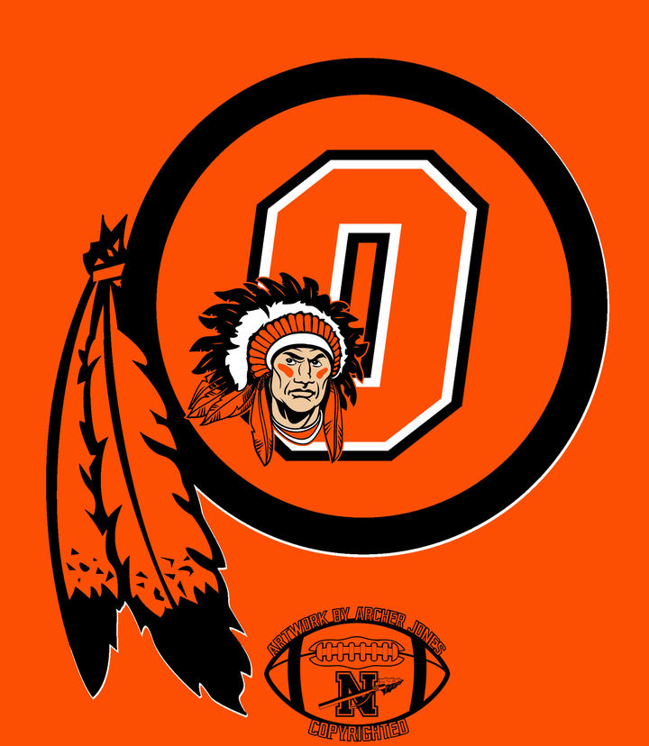 Oneida High School mascot