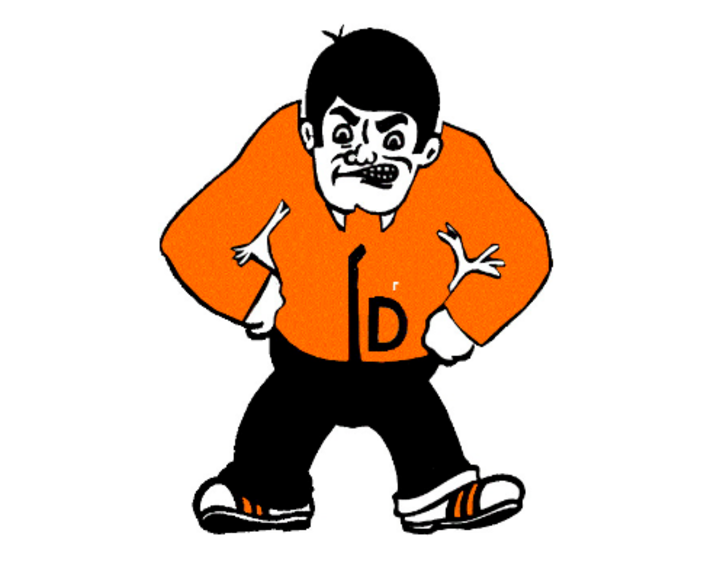 Dickinson High School mascot