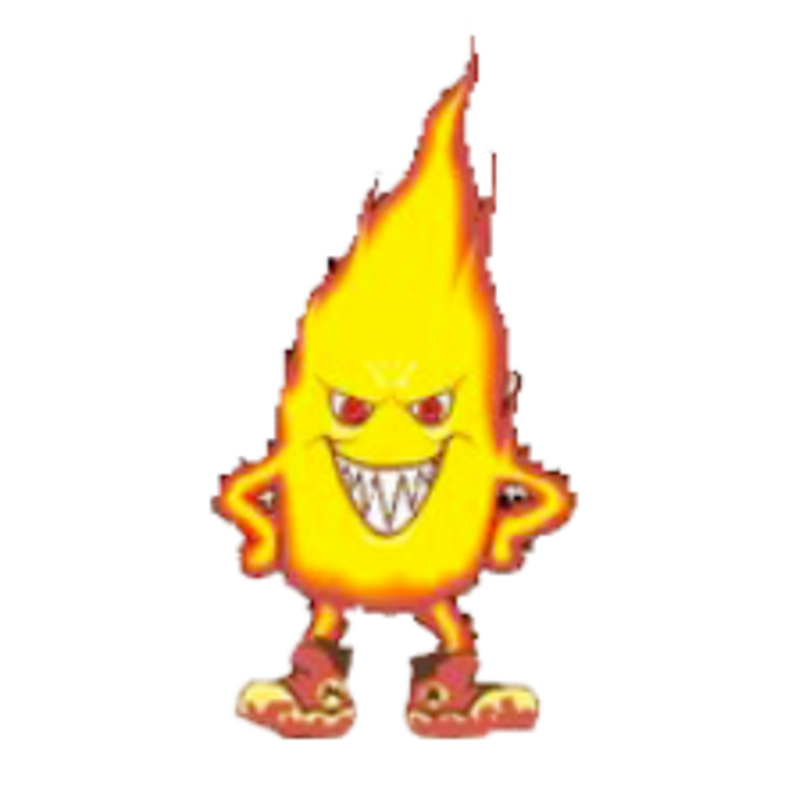 Mott-Regent High School mascot