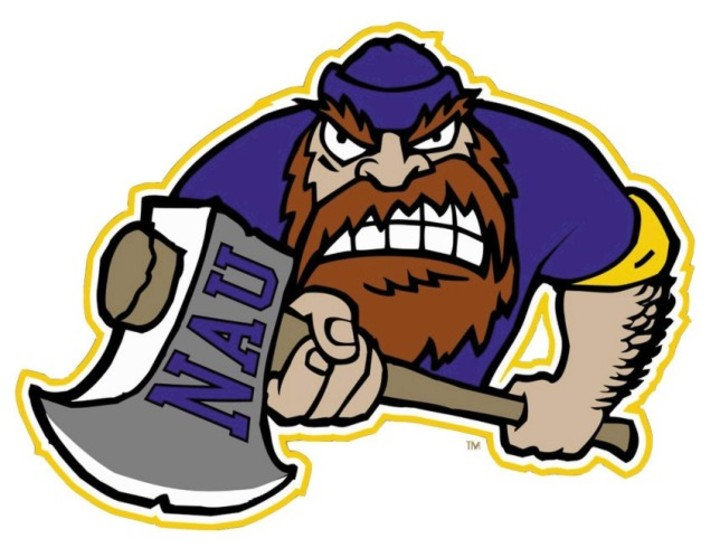 Northern Arizona University mascot