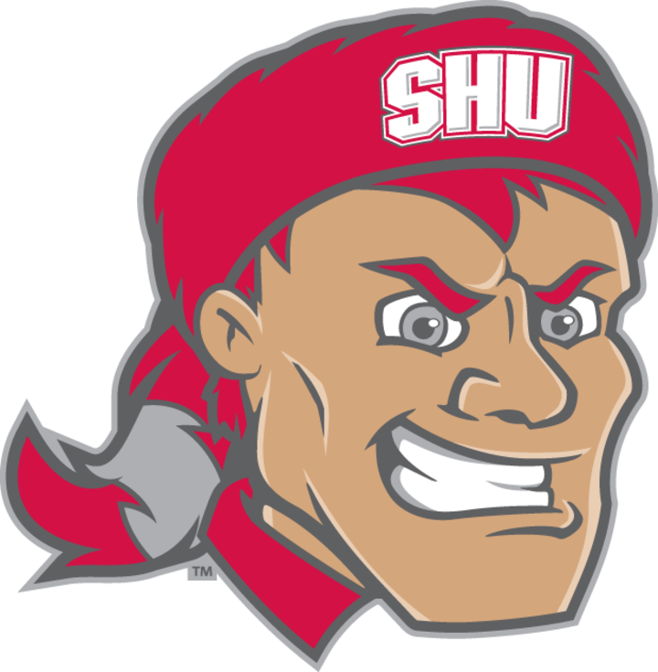 Sacred Heart University mascot