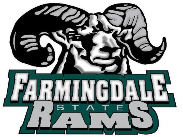 Farmingdale State College mascot